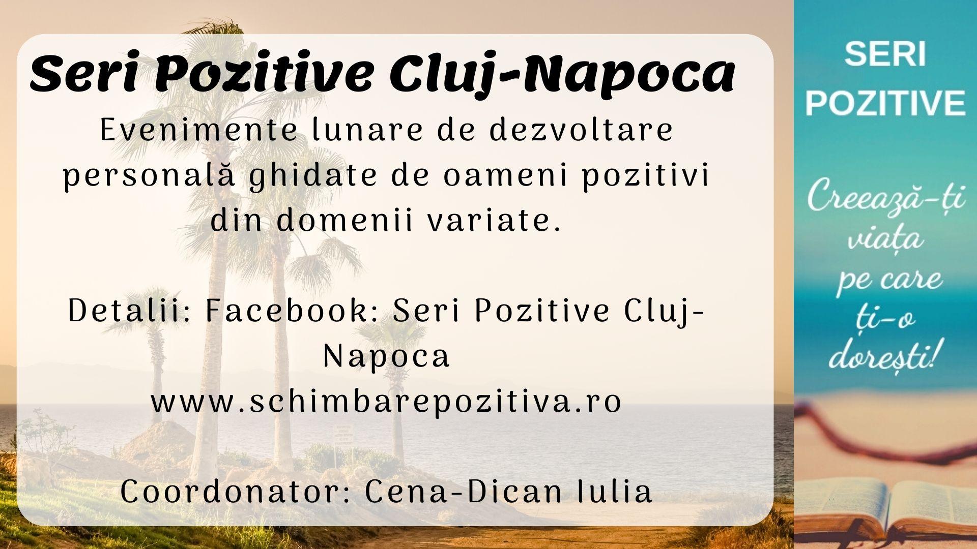 Seri Pozitive Cluj-Napoca